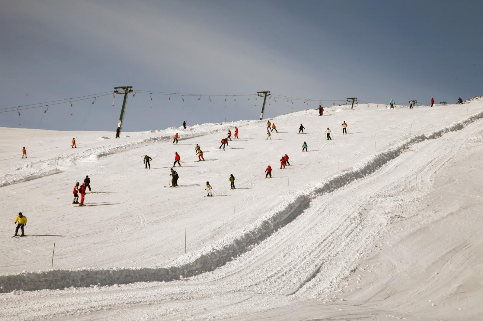28 Χιονοδρομικό Κέντρο Βόρα
