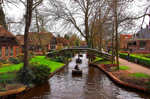 Giethoorn-Netherlands
