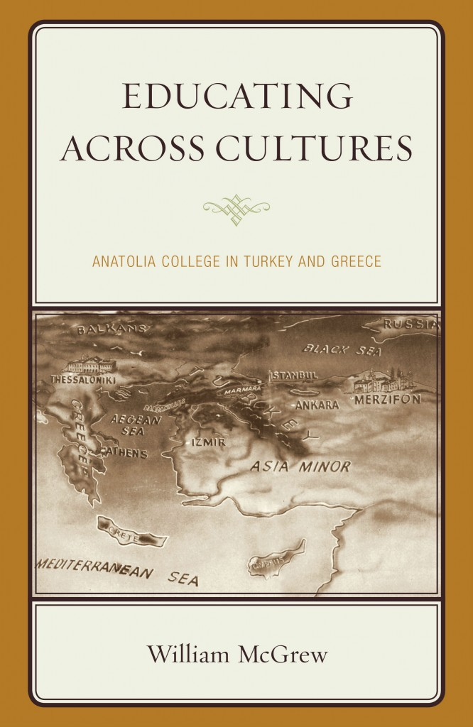 Educating across Cultures_ book cover