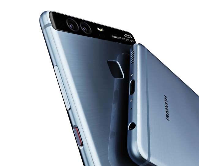Huawei P9 Blue  emeis